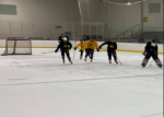 Kent City begins inaugural season with a cooperative varsity hockey team