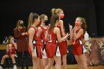 8th Grade Girls Basketball at Grant