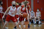 8th Grade Girls Basketball Vs Fremont and Morley Stanwood
