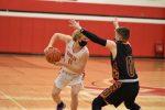 Boys Varsity Basketball vs White Cloud 2/26/21