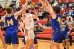 Eagles finish regular season with win over Lakeview; Kent City 59 Lakeview 38