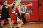 8th Grade Girls Basketball Vs Holton and Reed City