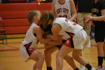 8th Grade Girls Basketball Gets Win Over Tri-County 38-28