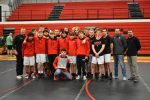 Wrestling Team Downs Holton; Claims 5th Consecutive CSAA Silver Title