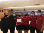 Kent City Bowling Teams Finish First in CSAA Conference