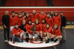 Wrestling Team Claims District Title; Advances 7 at Individual Districts