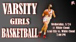 Post-Season starts tonight for Varsity Girls Basketball @ White Cloud; Schedule, Game, and Livestreaming Information