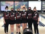 Kent City Girls Bowling Competes in MHSAA State Finals