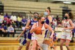 Varsity Girls Basketball MHSAA Quarterfinals vs Schoolcraft 4/5/21