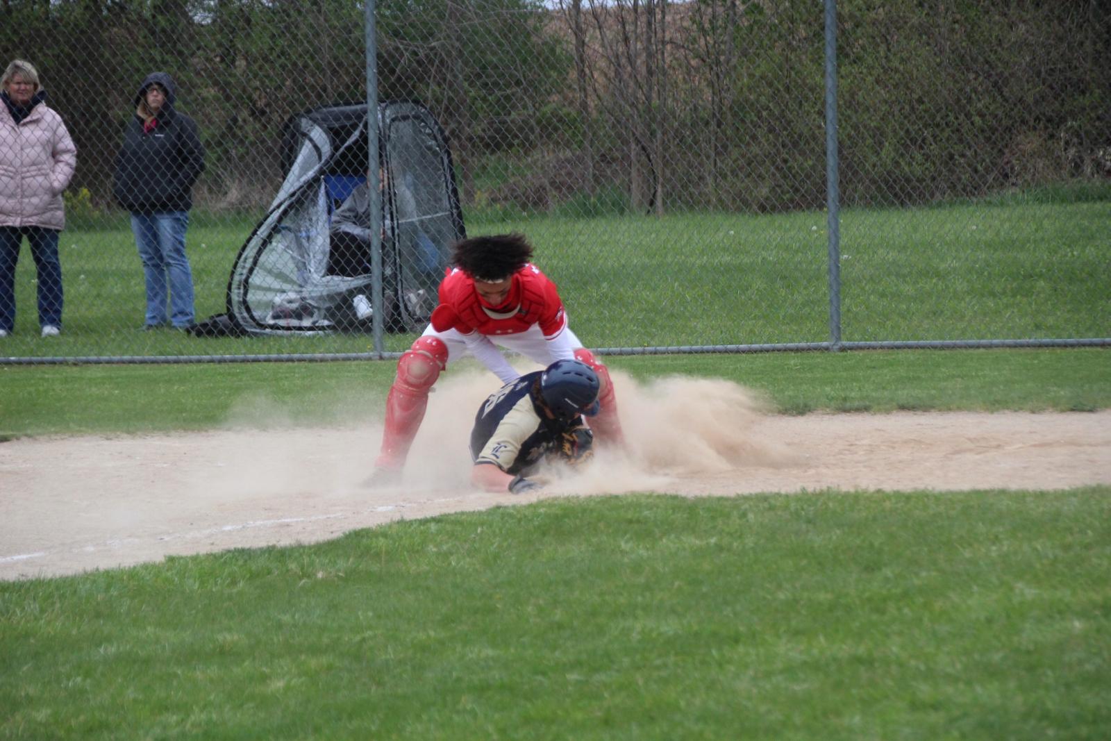 Varsity Baseball vs. Lakeview 5-4-21