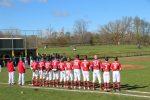 Varsity Baseball Splits with Holton on Friday Night