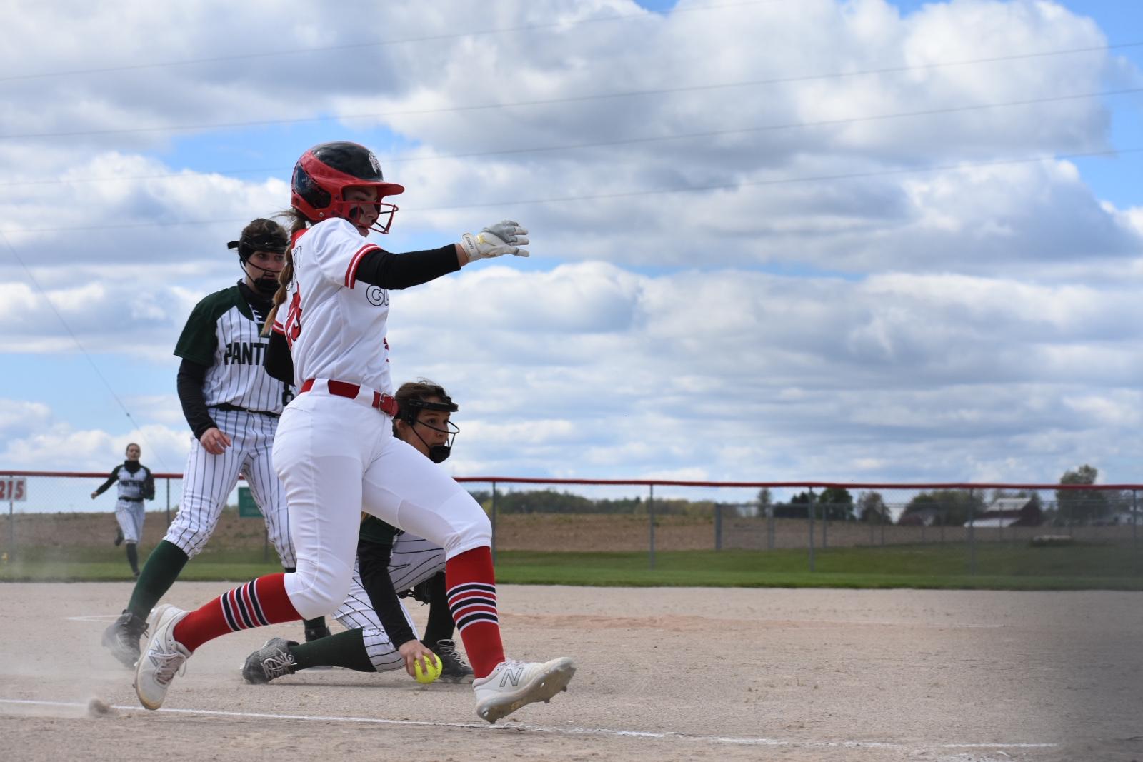 Varsity Softball with Hesperia