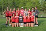 Kent City Girls Win CSAA Track Title Again!