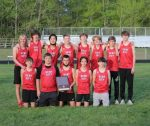 BOYS' TRACK & FIELD CONFERENCE CHAMPIONS ONCE AGAIN!