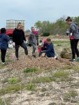 Kent City Cross Country Course Tree Planting -- Saturday, May 15, 2021