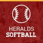 Three Lady Herald Softball players make the All Area team!
