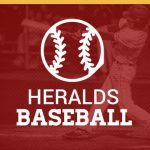 Heralds Baseball defeats Heritage Christian 8-2 in Olympic League play
