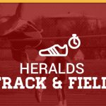 Track Team competes vs. La Habra High on March 8