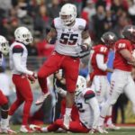 Former Herald Jeff Worthy plays in New Mexico Bowl