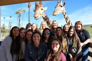 Cheer trip to San Diego