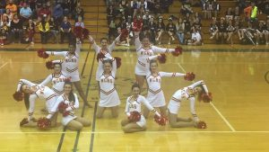 Varsity Song competes in Brea