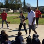 Herald Basketball serves local Elementary School