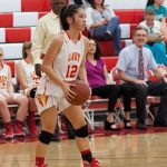 Lady Heralds basketball rolls into the second round of CIF