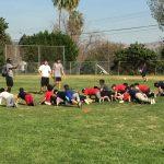 Herald Soccer gives to Neighborhood Elementary School!