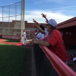 Whittier Christian High School Varsity Baseball beat Santa Ana – Newport Elks tourney 8-3