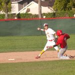 Herald Varsity Baseball wins TWO in Arizona tourney