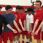 Boys Volleyball tough loss to La Serna