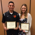 Two Heralds honored at the La Habra Rotary