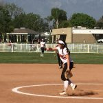 Whittier Christian High School Varsity Softball falls to JSerra 1-0