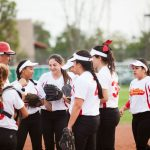 Whittier Christian High School Junior Varsity Softball beat Mary Star Of The Sea High School 7-3