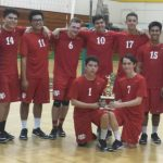 JV Boys Volleyball wins the Silver Division of the Kennedy Tournament!