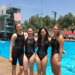 Herald Swim Team performs well in CIF Prelims!