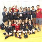 JV Volleyball Wins Tournament Championship!