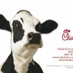 Spirit Night at Chick-Fil-A for Girls Volleyball!