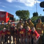 Bus Fire doesn't stop the Heralds!