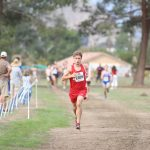 Ben White continues to advance in Cross Country!