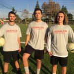 Varsity Boys Soccer Senior Day!