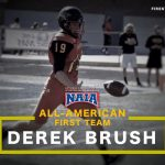 Derek Brush All American!