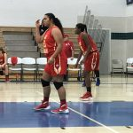 Whittier Christian High School Girls Varsity Basketball beat Cathedral City High School 43-29