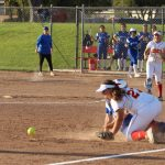 Softball slugfest with Webb High