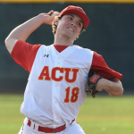 Former Herald Trevor McGee has a big day on the mound in College!