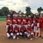 Lady Heralds defeat Maranatha 3-0 in Softball!