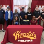 College Bound Herald Student/Athletes Honored!