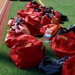 JV Football Scrimmage Photos