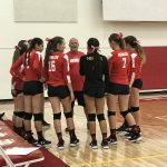 JV Girls Volleyball vs. Pomona