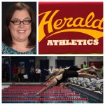 Magen Isip named as new Herald Swim Coach!